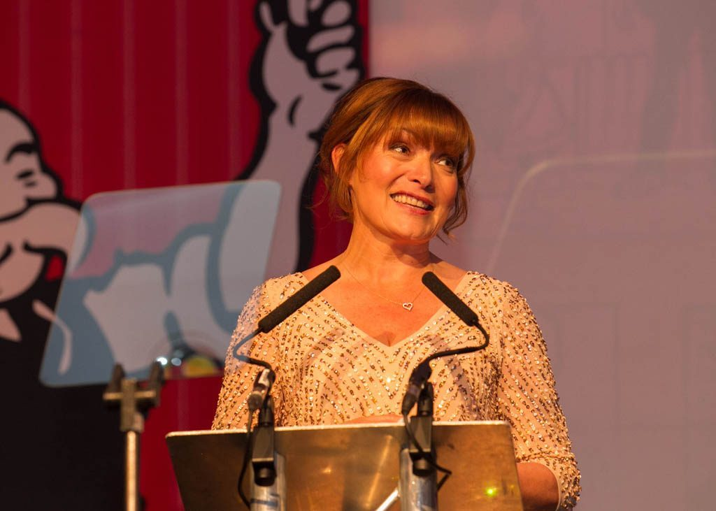 Lorraine Kelly The Broons Awards