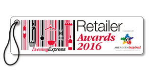 Evening Express Retailer Awards 2016