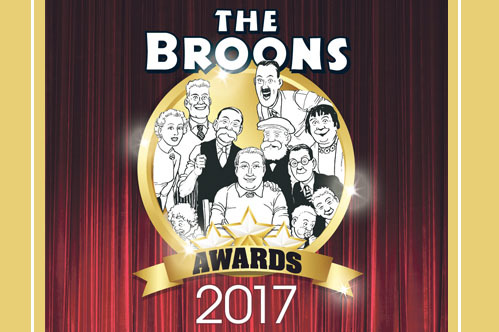 The Broons Awards 2017