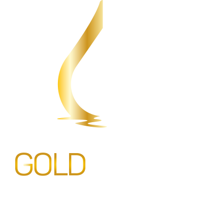 The Press and Journal Gold Awards Logo