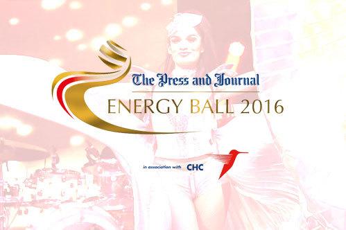 The Press & Journal Energy Ball